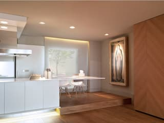Kitchen by Sanchez y Delgado