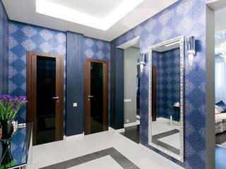 Дизайнер Ольга Айсина Ingresso, Corridoio & Scale in stile moderno