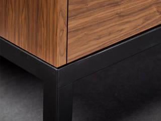 Des mini-cuisines spécialement conçues pour les petits espaces Charlotte Raynaud Studio CuisineTables, chaises & bancs