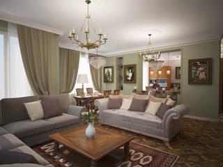 by Designer Olga Aysina Eclectic