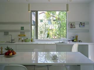 サトヤマヴィレッジの家のキッチン: 株式会社エス・コンセプトが手掛けたキッチンです。