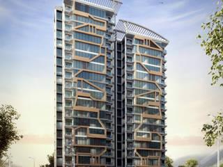 Golden Towers db dizayn Modern