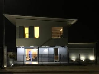 Modern houses by Marlegno Modern