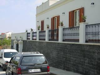 Restauro e Consolidamento villa ottocentesca a Messina Case classiche di Ing. Edoardo Contrafatto Classico