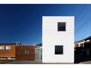 Minimalist houses by TNdesign一級建築士事務所 Minimalist