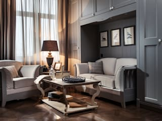 The apartment in Moscow 02 by Petr Kozeykin Designs LLC, 'PS Pierreswatch' Classic