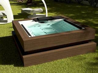 wellness whirlpools pools spas in m nster homify. Black Bedroom Furniture Sets. Home Design Ideas