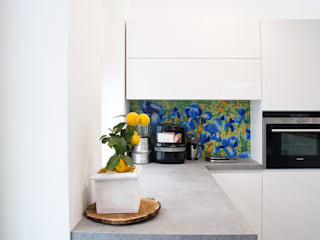 Кухни в . Автор – Студия дизайна Саши Федоренко