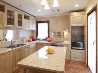 TA house | SANKAIDO: SANKAIDO | 株式会社 参會堂が手掛けたキッチンです。