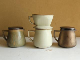 カフェ シリーズ : 陶器 あ⇔んが手掛けたです。