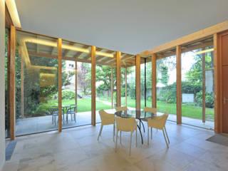Orangerie Moderne Arbeitszimmer von Architekten+Lichtplaner Modern
