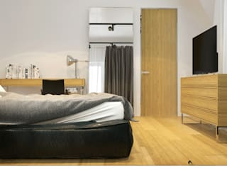 Спальня: Спальни в . Автор – Smirnova Luba