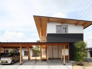 บ้านและที่อยู่อาศัย โดย 三宅和彦/ミヤケ設計事務所, คันทรี่