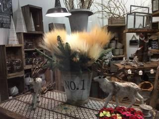 X MAS 2015: Giardino d'inverno in stile  di URBAN FLOWER