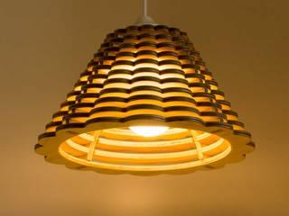 Holzlampe Hängelampe *Bryne:   von wood-manufaktur,