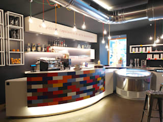 CARLO CHIAPPANI interior designer Modern bars & clubs