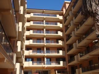 Ing. Edoardo Contrafatto Modern houses
