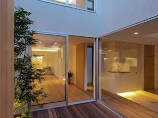 大東の家その2: アトリエ スピノザが手掛けたテラス・ベランダです。