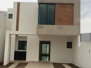 Málaga 03: Casas de estilo  por disain arquitectos
