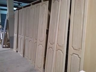 Fabricación de armario vetsidor de ROGEL Y GEA S.L