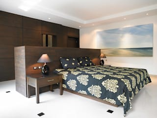 Casa Particular: Dormitorios de estilo moderno de Bondian Living