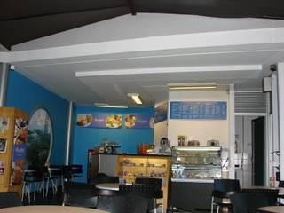 Isabellas places: Locales gastronómicos de estilo  por @tresarquitectos