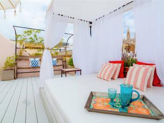 Proyecto: Terrazas de estilo  de Bondian Living, Moderno