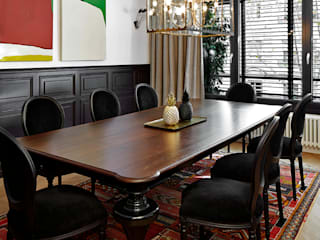 Modern dining room by Deu i Deu Modern