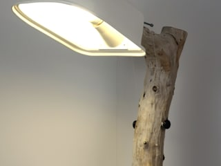 Meister Lampe Study/officeLighting Wood White