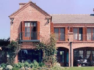 FATIMA I Landhäuser von Radrizzani Rioja Arquitectos Landhaus