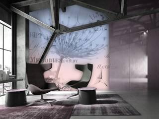 PIXIE progetti e prodotti Industrial style walls & floors