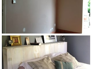 Relooking chambre par Stéphanie Masiaa Moderne