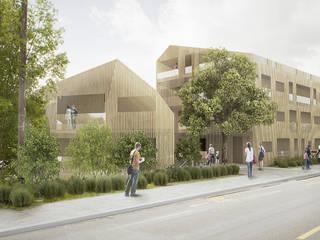 logement etudiant 111 architecture