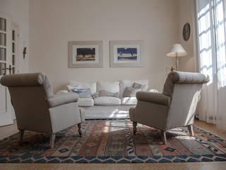 Studio di psicoterapia - Nomentano Studio in stile classico di Mostarda Design Classico