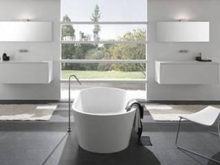 Bathroom design: Salle de bains de style  par InsiDesign