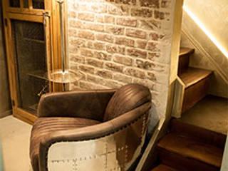Exemples de realisations Salon moderne par Valdeco - Hotei Concept SPRL Moderne