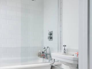 Landcroft Road - East Dulwich Salle de bain classique par Oakman Classique