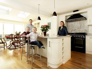 The Ridgeway Modern kitchen by Civic Design + Build Modern