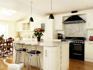 The Ridgeway:  Kitchen by Civic Design + Build