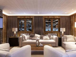 Wohnzimmer von Alexander Krivov