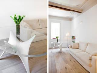 abitazione privata | Bologna: Sala da pranzo in stile  di Lucio Berardinelli