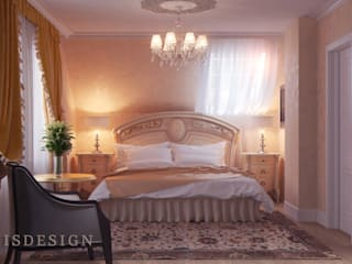 ISDesign group s.r.o. Chambre classique Beige