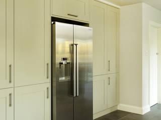 Edward Close Modern kitchen by Civic Design + Build Modern