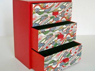 Petite commode par Paperworks Asiatique