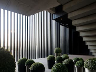 River Hall Gastronomía de estilo moderno de Eduardo Irago Fotografia Moderno