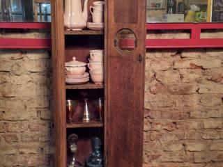 GABINETE DE ROBLE de Muebles eran los de antes - Buenos Aires Rústico