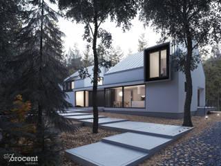by STOPROCENT Architekci