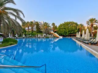 Side Star Elegance Hotel Akdeniz Havuz Nota Tasarım Peyzaj Mimarlığı Ofisi Akdeniz