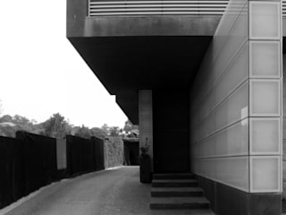 Casas estilo moderno: ideas, arquitectura e imágenes de PeC Arquitectos Moderno