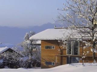 wohnhaus törwang:  Häuser von krieger architekten bda